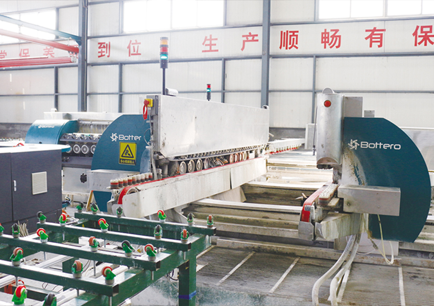 Polishing and drilling machines